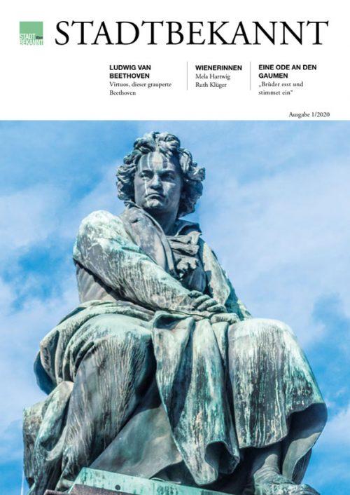 STADTBEKANNT Magazin - 2020 Beethoven (c) STADTBEKANNT