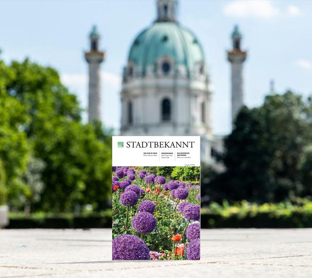STADTBEKANNT Magazin (c) STADTBEKANNT