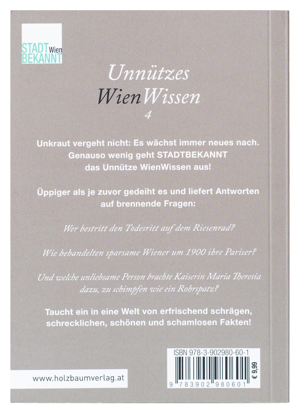 Unnützes WienWissen4 - Rückenansicht (c) STADTBEKANNT