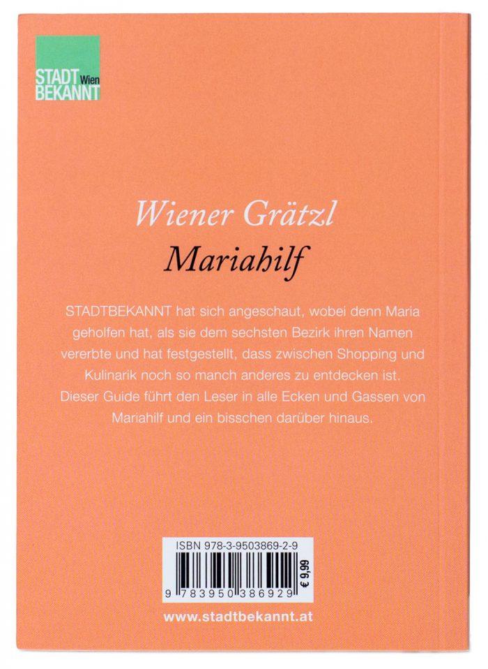 Wiener Grätzl Mariahilf - Rückenansicht (c) STADTBEKANNT