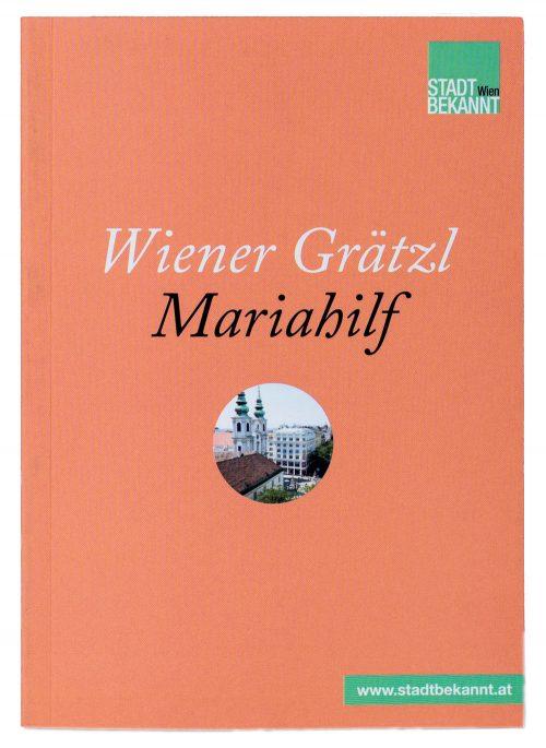 Wiener Grätzl Mariahilf (c) STADTBEKANNT