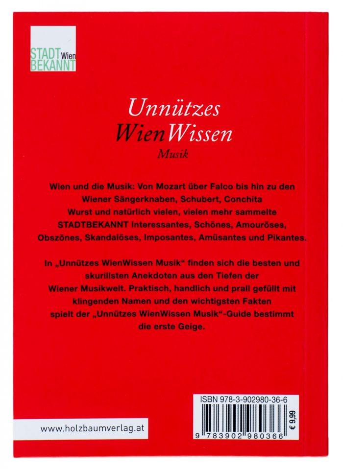 Unnützes WienWissen Musik (c) STADTBEKANNT