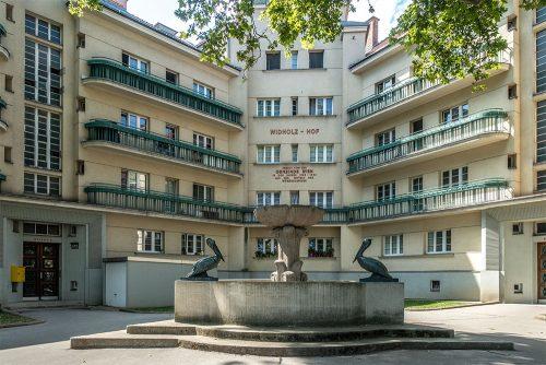 Widholz-Hof Simmering (c) STADTBEKANNT