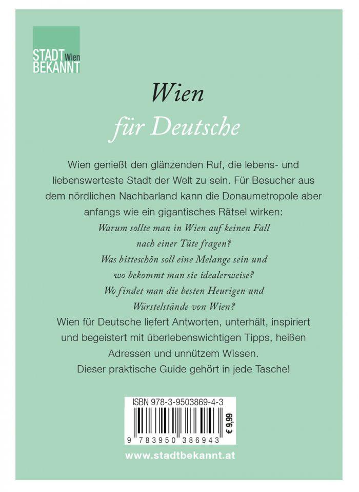 Wien für Deutsche (c) STADTBEKANNT