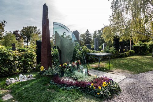 Zentralfriedhof Falco (c) STADTBEKANNT
