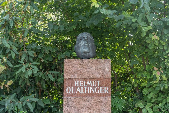 Zentralfriedhof Helmut Qualtinger (c) STADTBEKANNT