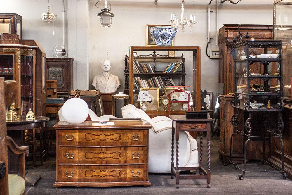 Vintage Und 2nd Hand Möbel In Wien Stadtbekannt