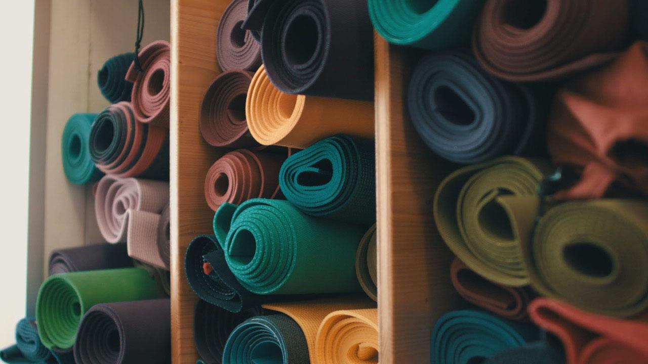YogamattenStudio (c) bYOGA