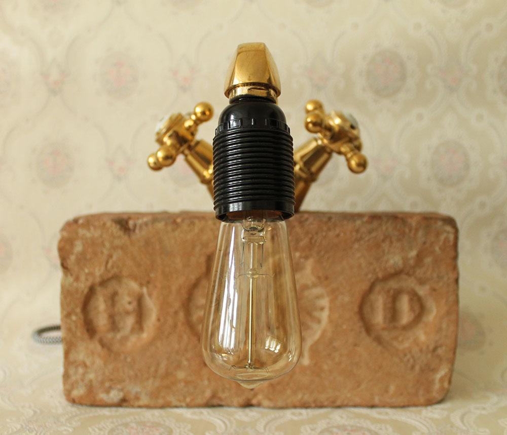Lampe (c) Kupfermähne