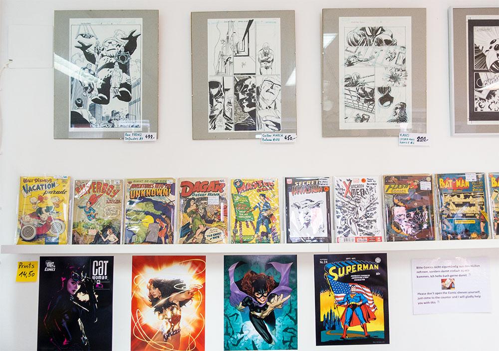 Mad Titan Comics Artprints (c) STADTBEKANNT