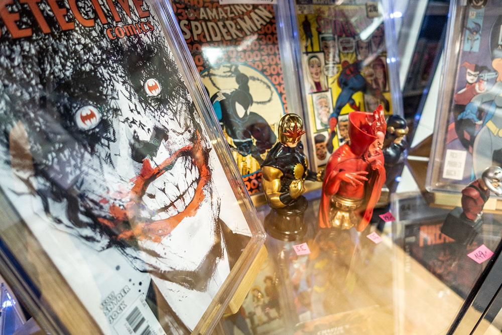 Mad Titan Comics (c) STADTBEKANNT