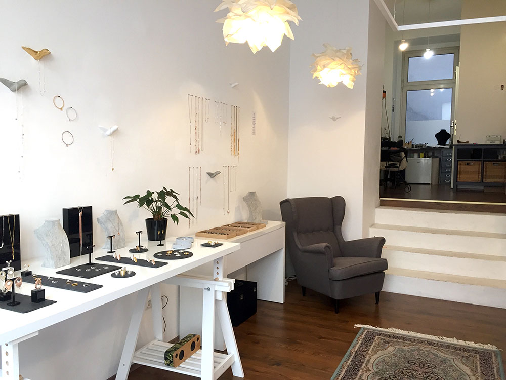 Monir Jewellery Atelier (c) STADTBEKANNT Kerschbaumer