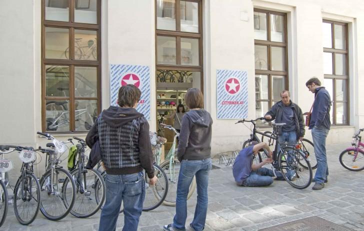 citybiker Foto: stadtbekannt.at