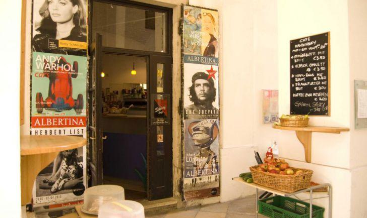 Galerie Kandinsky Foto: stadtbekannt.at