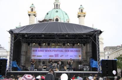 Festival der Bezirke 1