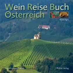 Weinreise Buchcover Pichler Verlag / Gerhard Trumler
