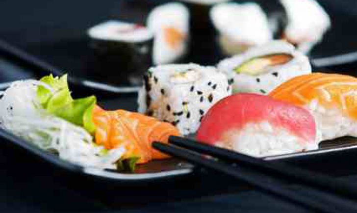 Sushi Maki Mix