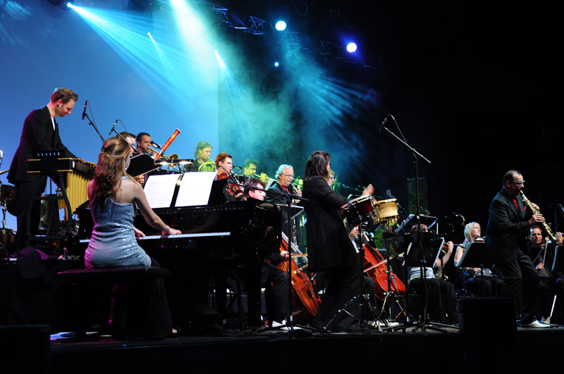 Vienna Art Orchester (photo: Patrick Sowa)