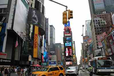 Times Square /Midtown & 5th Avenue
