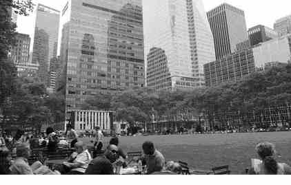 Bryant Park / Midtown (42nd street & 5th Avenue)