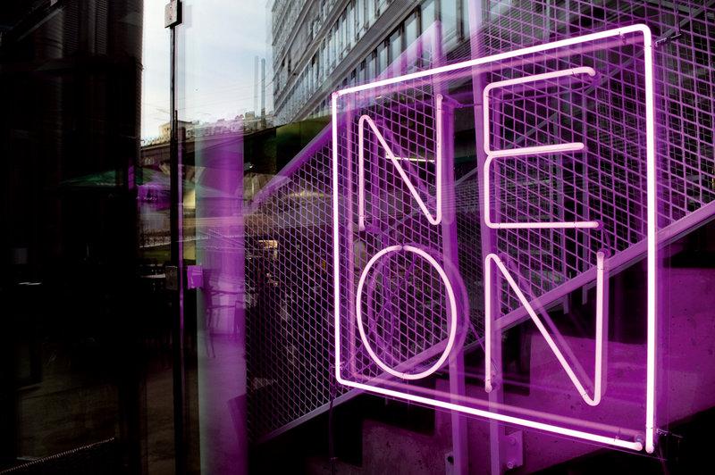 Restaurant Neon (c) stadtbekannt.at