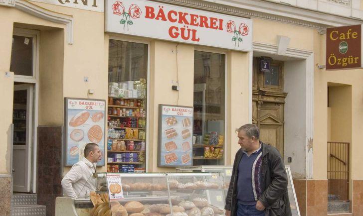 Bäckerei Gül Eingang (c) stadtbekannt.at