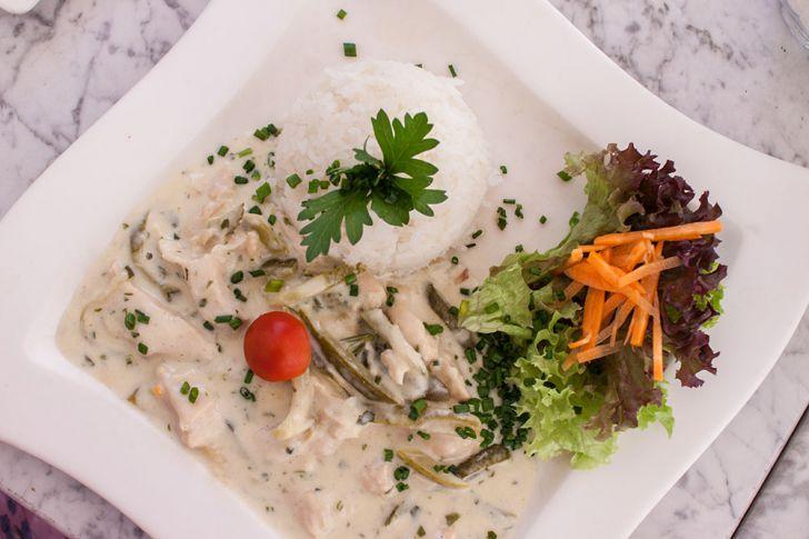 Cafe Restaurant Bar Berg Mittagsmenü (c) STADTBEKANNT