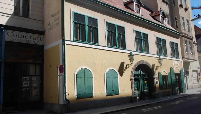 Das Wiener Kriminalmuseum