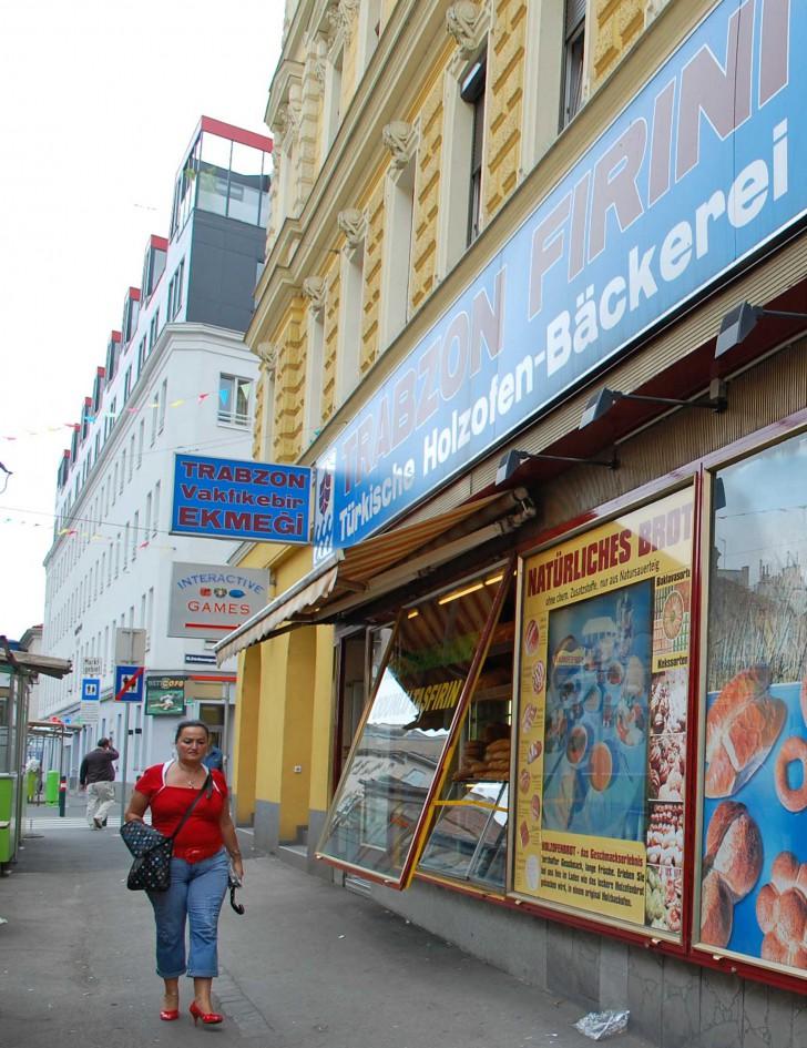 Eingang Bäckerei Trabzon (c) stadtbekannt.at