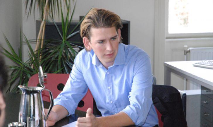Sebastian Kurz Foto: stadtbekannt.at
