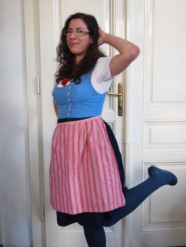 Verkleidung Heidi (c) STADTBEKANNT