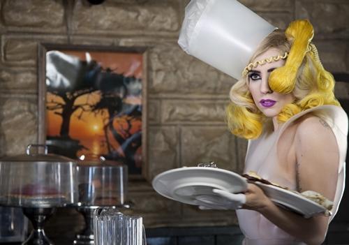 Platz 4: Lady Gaga