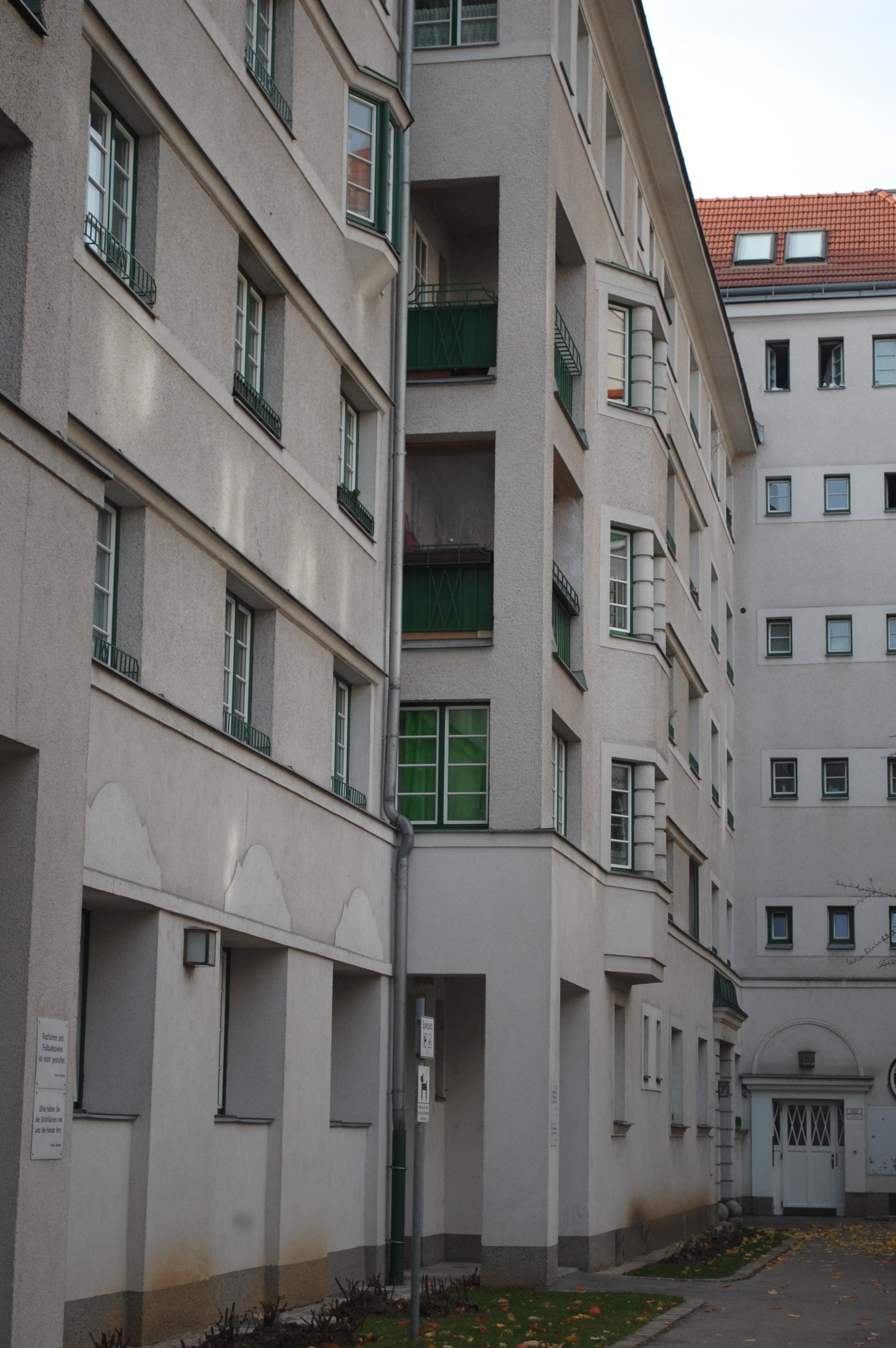 Wachauerhof (c) STADTBEKANNT