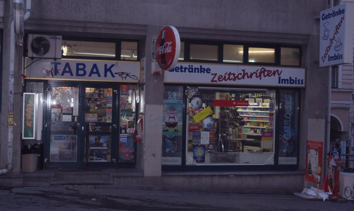 Kiosk Kaunitzgasse