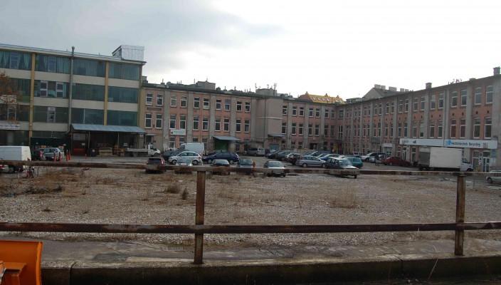 Gewerbehof in der Goldschlagstraße