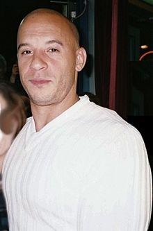 Platz 9: Vin Diesel