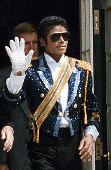 Platz 3: Michael Jackson