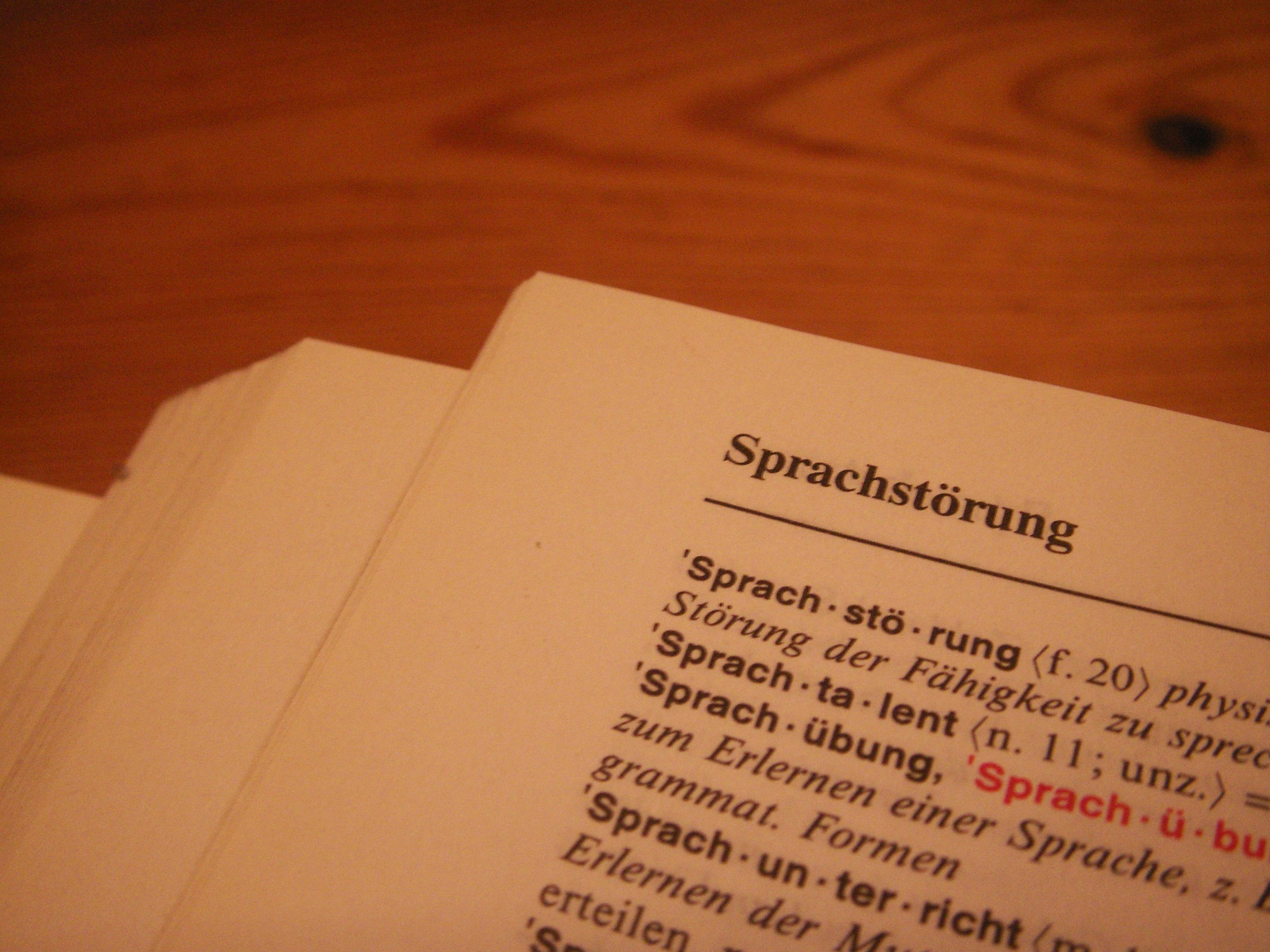 Sprachbarrieren