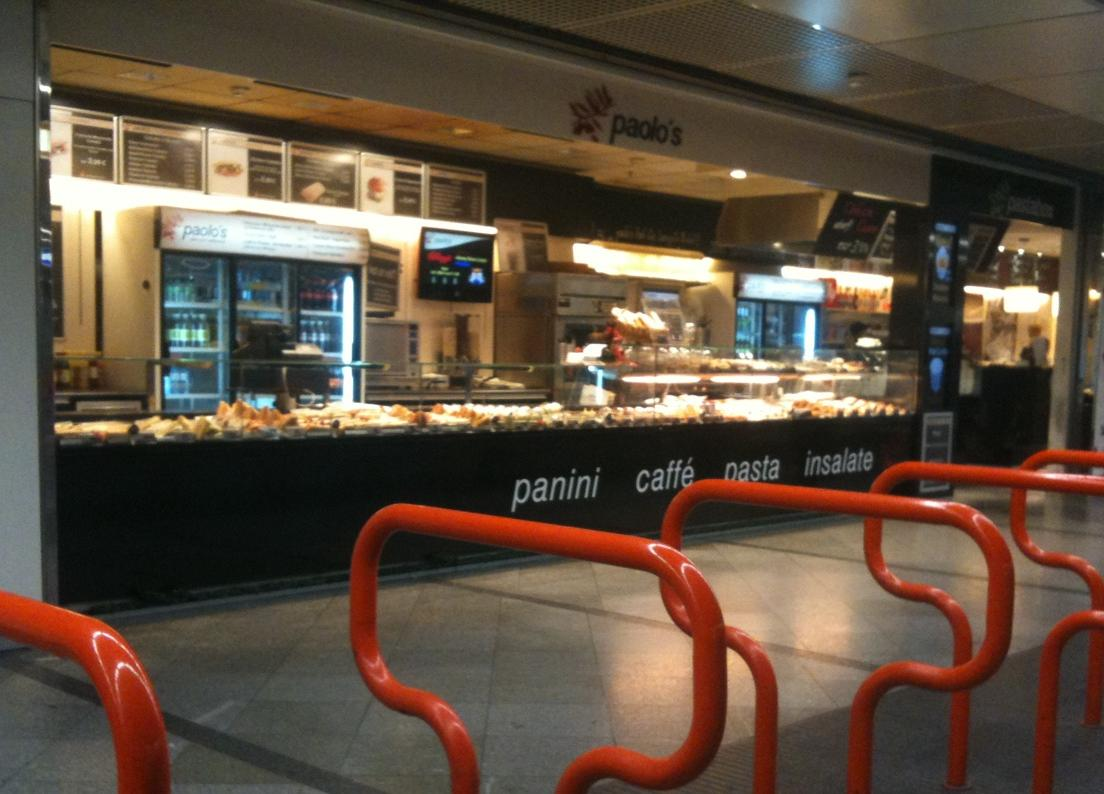 Paolos Westbahnhof