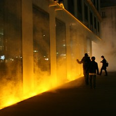 Eliasson Yellow Fog