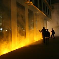 Eliasson Yellow Fog