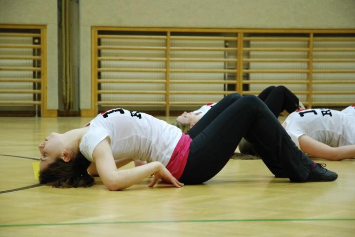 Rock'n'Roll Gymnastik Foto: stadtbekannt.at
