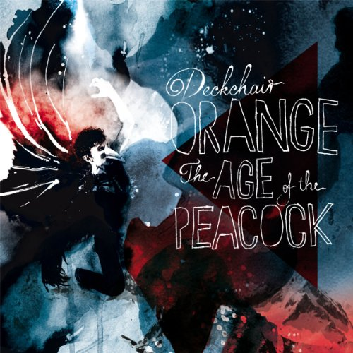 Age of the Peacock - Deckchair Orange