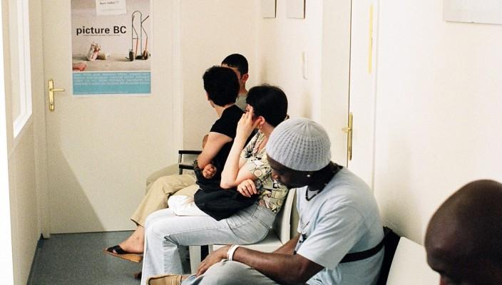 Alltag beim Flüchtlingsprojekt Ute Bock