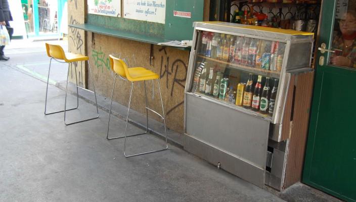 Skurriles - Der Würstelstand ums Eck