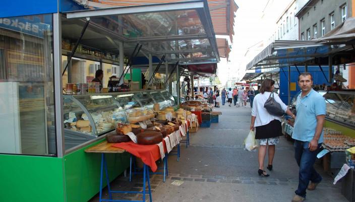 Der Brunnenmarkt