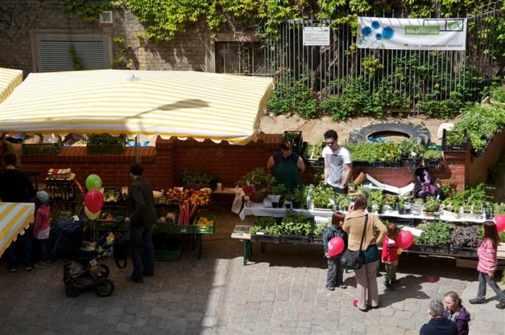 WUK Wochenmarkt