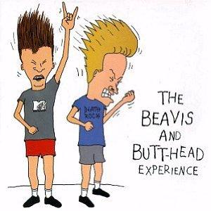 Der Beavis und der Butt-Head