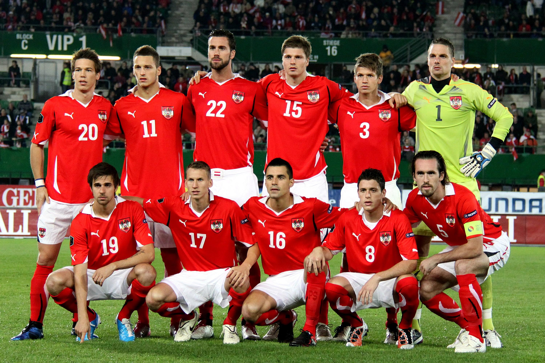 Österreichische Fußball-Nationalmannschaft