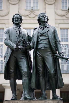 Schiller Goethe